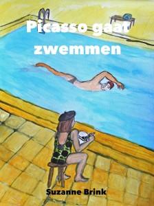 Picasso gaat zwemmen