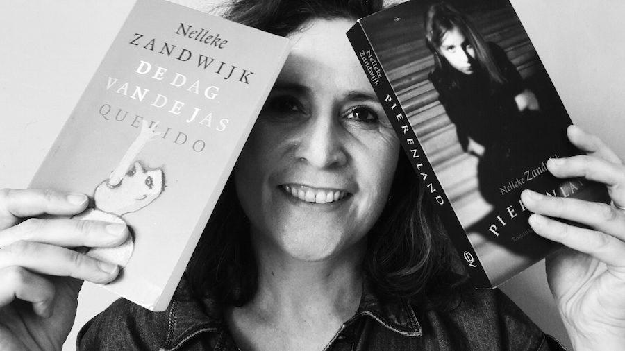 De boeken van Nelleke Zandwijk en ik