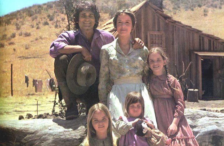 Het zoete huis op de prairie