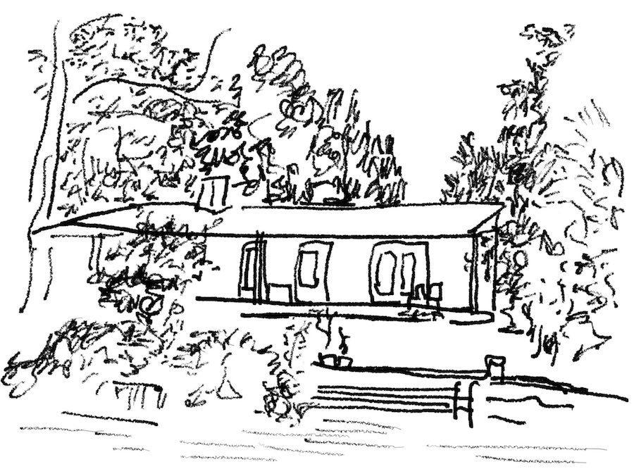 Droomhuis bij Bunnik aan de Kromme Rijn