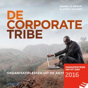 De corporate tribe van Danielle Braun en Jitske Kramer